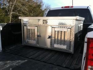 Delphi Deer Creek Dog Boxes Setter Dogs