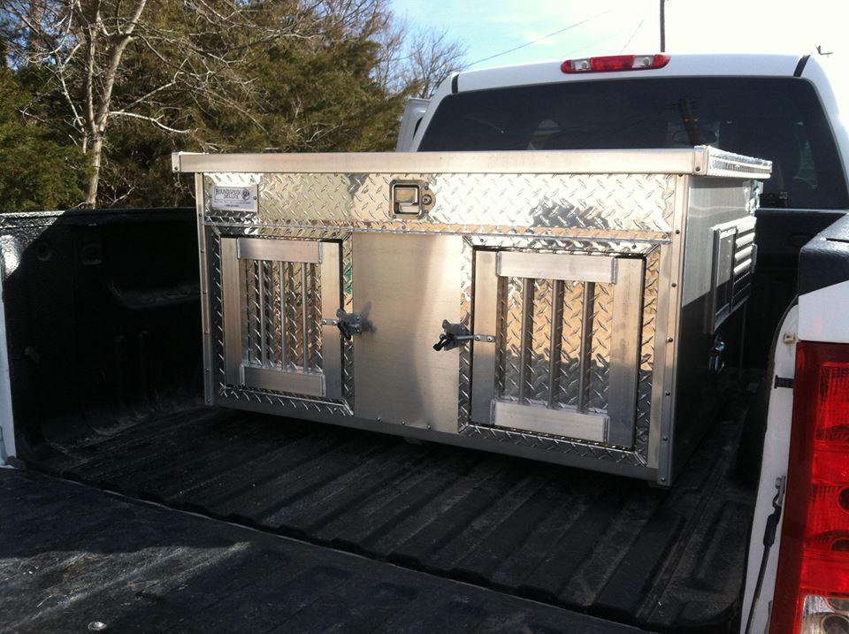 Delphideer Creek Dog Boxes Setter Dogs